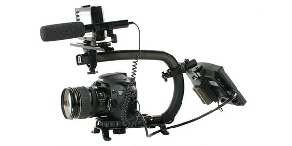 Grabación con cámara DSLR