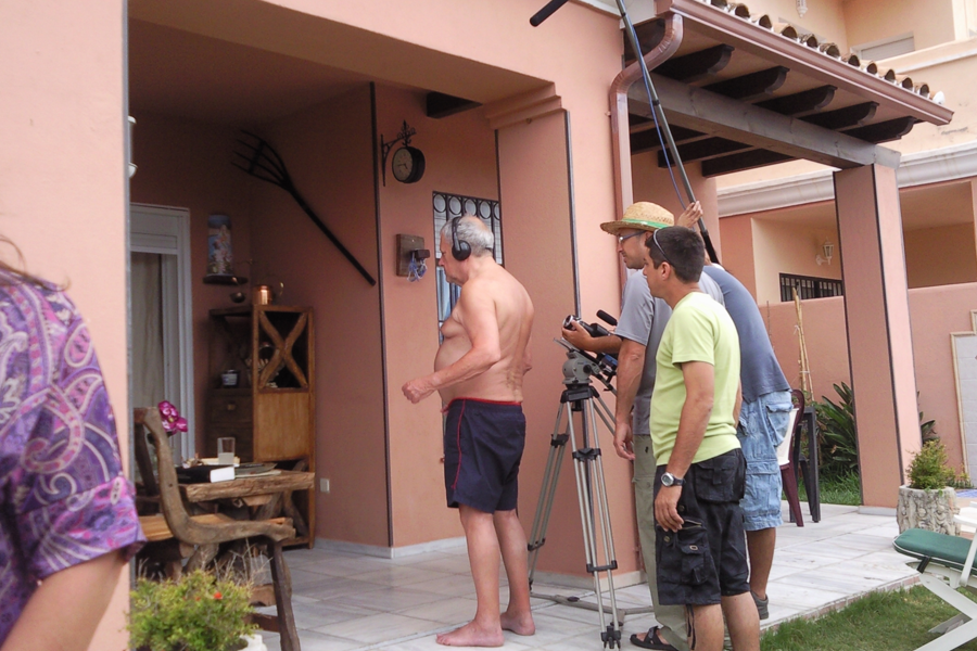 Making of Destino