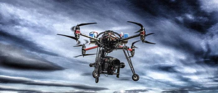 Piloto Drone
